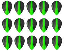 Harrows Retina Clear Pear Dart Flight