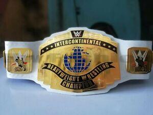 WWF Intercontinental Heavyweight Wrestling Championship Belt.Adult Size 2mm
