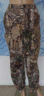 Side Elastic Waistband Cargo Pants 48-50 Realtree Xtra #5292 NEW Men/'s Sz XXXL