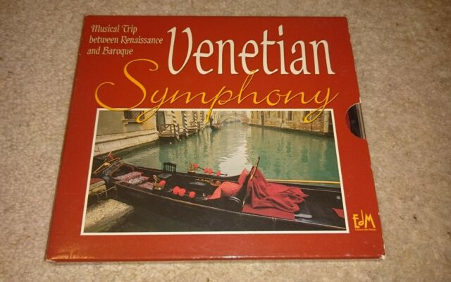 Venetian Symphony new sealed Cd