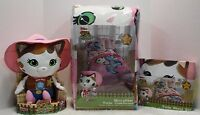 5 /1 Pcs - Sheriff Callie Comforter + Sheet Set + Singing Plush Callie Pink Twin