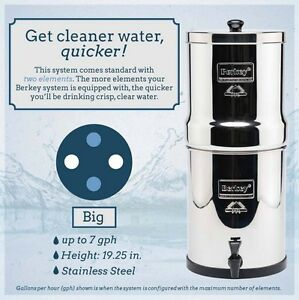 how to clean berkey water filter