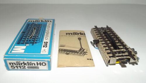anni /'70 +++++ ottime 5112 elemento scancia vagoni cond MÄRKLIN MARKLIN H0