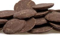 Dark/black Cocoa Butter Unrefined Wafers Form Pure Organic You Pick Size