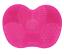 Lavador-De-Cosmeticos-Maquillaje-Cepillo-Limpiador-de-Silicona-Board-Mat-Pad-limpieza-de-herramienta miniatura 2