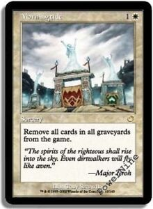 4 Major Teroh = White Torment Mtg Magic Rare 4x x4
