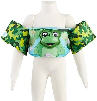 Puddle Jumper Kids Deluxe Life Vest with 3D Character for Children 30-50 Pounds