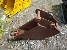 12 Trenching Digging Bucket 1 34 And 1 12 Pins Cat John Deere Backhoe