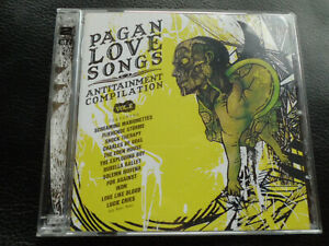 Pagan Love Canzoni-vol 2, 2 CD 2009, punk, gothic rock, Electronic