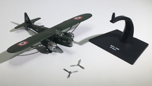 Brand-New-1-144-WWII-France-Potez-540-Bomber-Aircraft-Diecast-3D-Alloy-Model