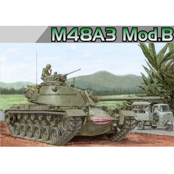 Dragon  35 M48A3 Patton Mod. B - Smart Kit