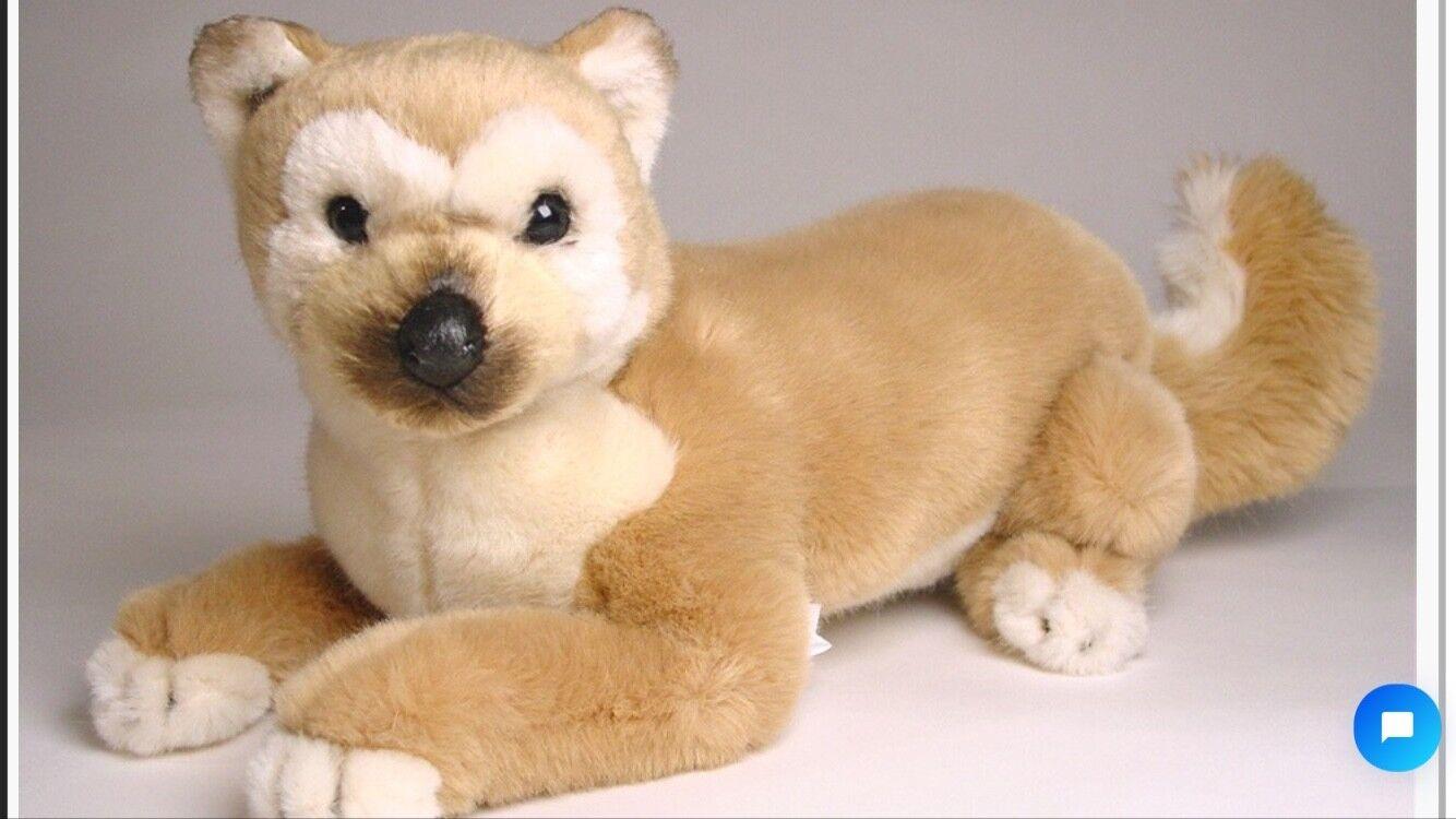 Shiba - inu hund piutre  hand - made in italien