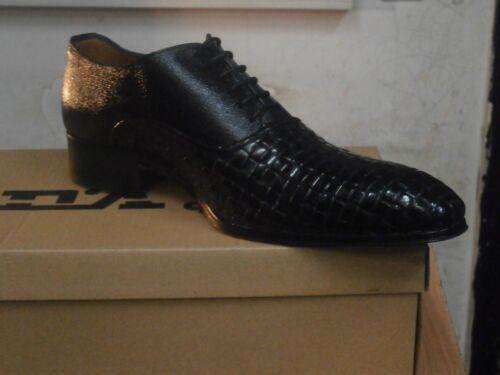 Herren schuhe Italian shoes MARIO ALBORINO SOLID //Elegante LEDER schuhe.