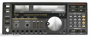 Icom IC-R7100 Radio Receiver Front Panel