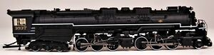 Rivarossi-HO-Scale-Steam-2-6-6-6-Allegheny-DCC-Sound-Equipped-Ches-amp-Ohio-HR2356
