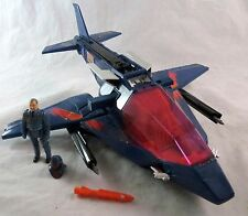 Kenner MASK Switchblade Vehicle Complete with Missile, Major Mayhem and Helmet