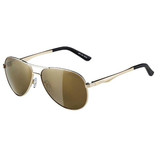 ALPINA A 107 Fahrradbrille Sonnenbrille Outdoor Rad Brille Pilotenbrille A8517.X