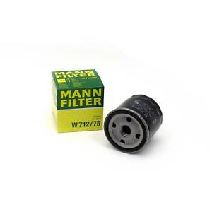 MANN-FILTER-Olfilter-W-712-75-Chevrolet-Opel-Rover-Saab-Toyota-Corsa