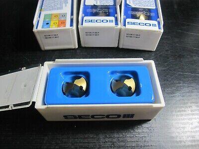 "1 box SECO SD100-17.00-P Crownloc replacement carbide drill tips .6695/"" 2 pcs"