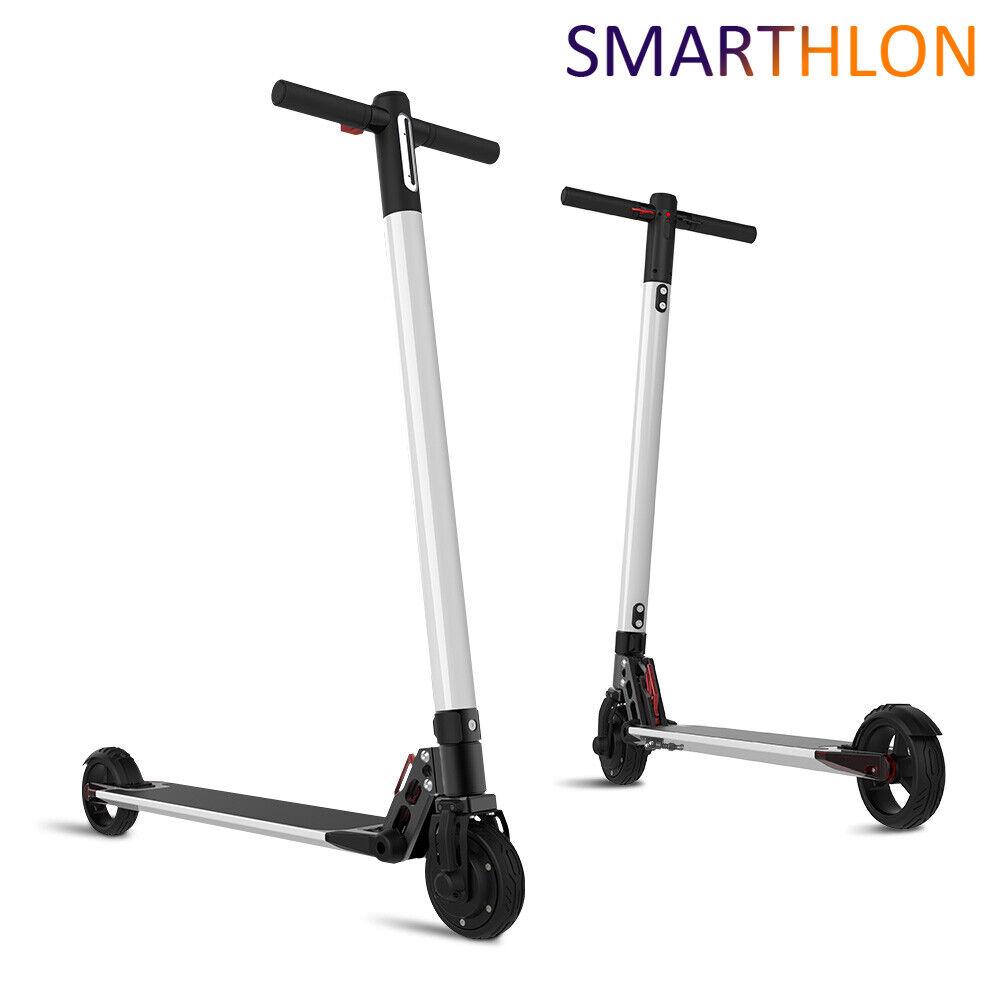 NEUER Smarthlon Electric Scooter Max 480W 25KM H 6.5Zoll Einfache faltbare E-Scooter