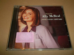 SONGS-FROM-ALLY-MCBEAL-FEATURING-VONDA-SHEPARD-CD-ALBUM-UK-FREEPOST