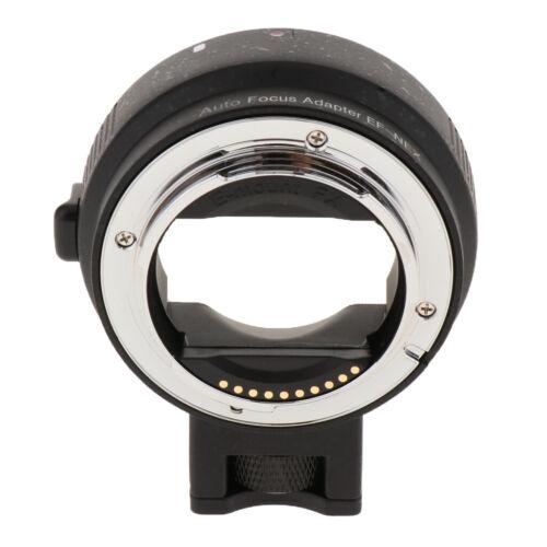 Auto-Focus Mount Adapter EF-NEX for Canon EF Lens to Sony NEX E Mount Camera