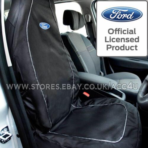 Richbrook Ford coche oficial Asiento Delantero Airbag Ok Asiento Impermeable Protector de cubierta