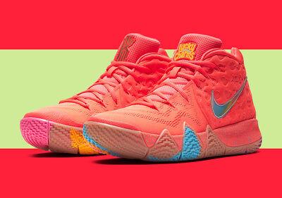 Nike Kyrie 4 Lucky Charms PE Size 9.5