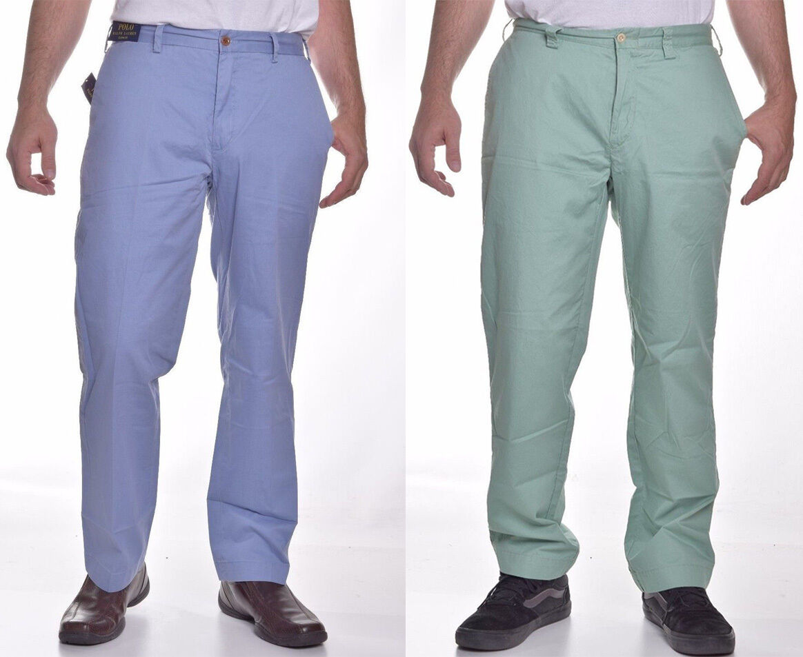 Polo Ralph Lauren Men's  Pima Cotton Casual Pants Choose Size & color