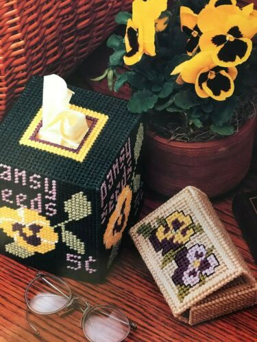Boutique Toppers Magnets Plastic Canvas Patterns for Tissue Motifs Coasters
