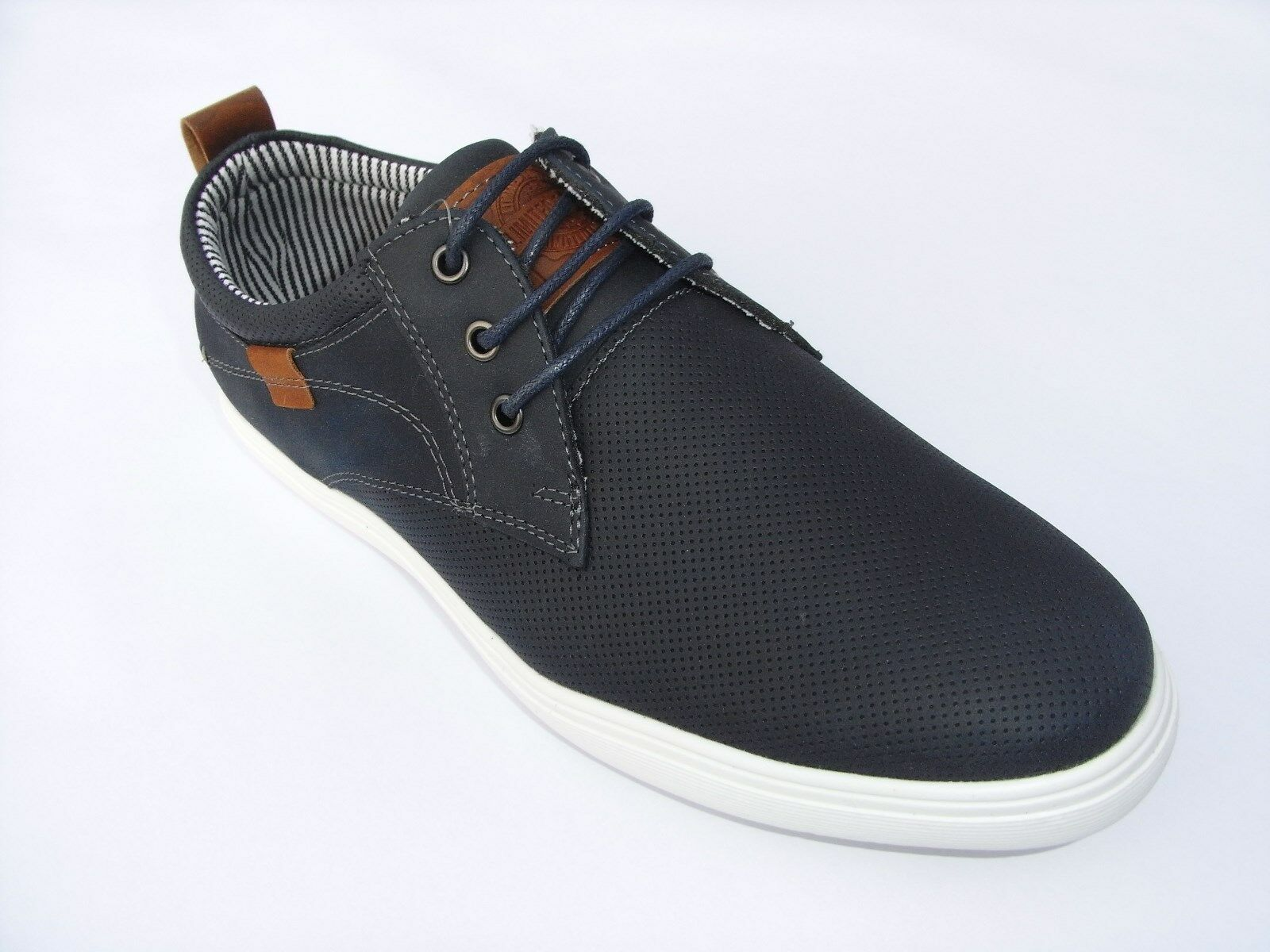 Klay Klothing - Limited Edition - Harris - Navy or Grey - Comfortable shoes