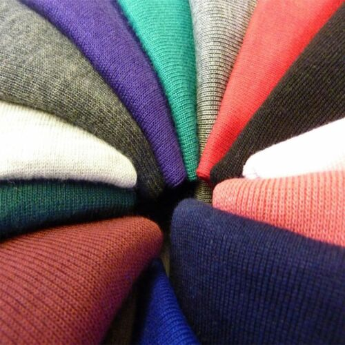 Mens Roll Turtle High Polo Funnel Neck Sweater Knitted Winter Pullover Jumper