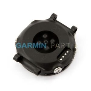 New-Back-case-for-watch-Garmin-Forerunner-630-black-genuine-part-repair