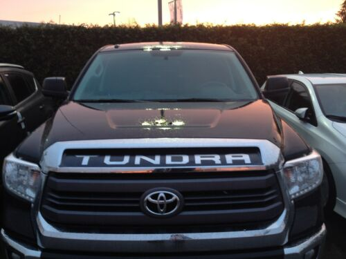 Toyota Tundra Grill decal overlay 2014 2015 2016 TUNDRA XSP-X 17-18