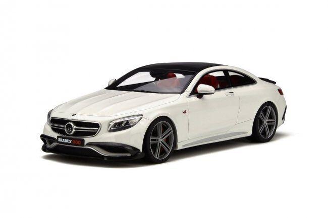 Résine modèle de voiture GT Spirit Mercedes-Benz  BRABUS 900 (Blanc) 1 18 + cadeau  prix bas discount