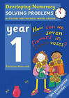 Solving Problems: Year 1: Activities for the Daily Maths Lesson by Christine Moorcroft (Paperback, 2000)