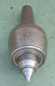 ROHM-mitlaufende-Kornerspitze-MK5-110H-Zentrierspitze-Drehbankspitze-Rollkorner