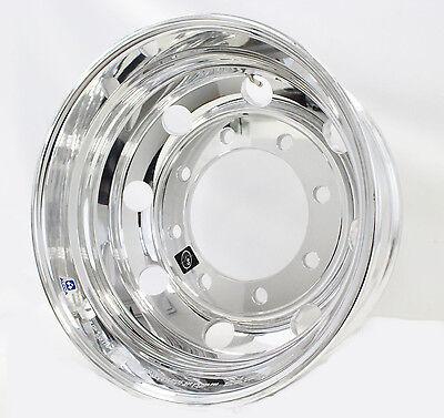 "Alcoa Classic Dual Wheel Polished Front 19.5/"" x 6.75/"" CHEVY//GMC//KODIAK 765421"