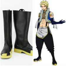 New Fairy Tail Sting Eucliffe Guild Master Of Sabertooth Cosplay Costume88