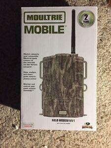 Moultrie Mobile Wireless Field Modem Mv1 >> Moultrie Mobile MV1 Field Modem Wireless Game Camera System with WiFi | eBay