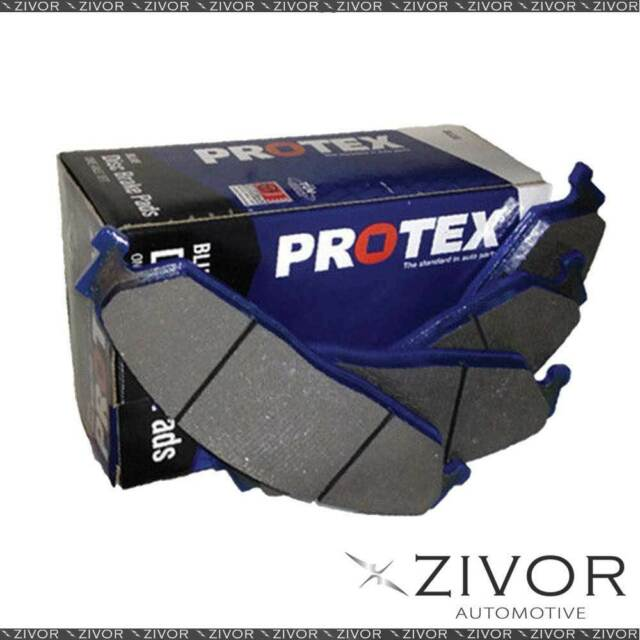 PROTEX Front Brake Pads For HOLDEN ASTRA TS AH 98-06 By ZIVOR