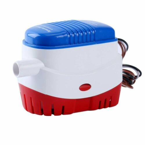12v 750gph Automatic Fully Submersible Boat Bilge Water Pump with Float Switch