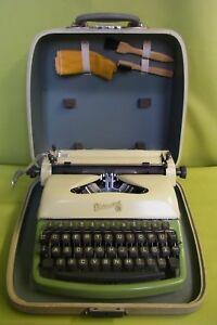 Voyage machine à écrire-machine à écrire-Rheinmetall STS-schine - Schreibmaschine - Rheinmetall KsTafficher le titre d`origine WDOrRaTU-08054012-927719588