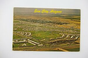 Vintage-1965-SUN-CITY-ARIZONA-AZ-RPPC-Real-Photo-Postcard