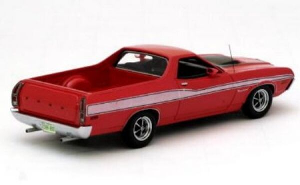 FORD Ranchero Gt (rosso) 1972