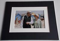 Joanne Froggatt Signed Autograph 10x8 photo mount display TV Downton Abbey COA