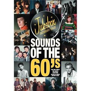 JUKEBOX-SATURDAY-NIGHT-Sounds-of-the-60s-VARIOUS-ARTISTS-DVD-REGION-0-PAL-NEW