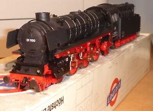 Liliput 10123 Museums-Dampflok BR 01 1100 mit Öltender der DB Epoche 3/6 in OVP