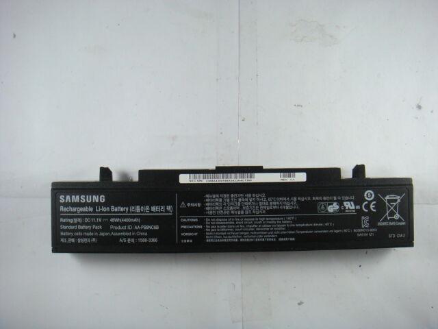 SAMSUNG NP-R780 GENUINE BATTERY (AA-PB9NC6B) -R285