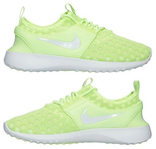 NIKE JUVENATE WOMEN'S MESH CASUAL GHOST GREEN - WHITE - BLACK NEW AUTHENTIC SIZE
